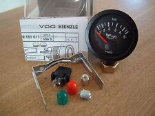 VDO Cockpit Vision 0-5 Bar Öldruckanzeige 12V Motoröl Manometer Classic BMW