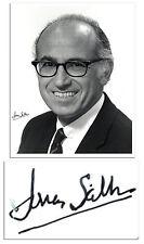Jonas Salk Signed 8 x 10 Photo Signature