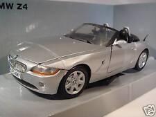 BMW Z4 ARGENT - 1/24 MONDO MOTORS