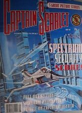 Captain Scarlet - The Comic. No 8. February 1994. ITC.