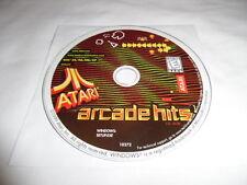 ATARI Arcade Hits 1 - PC CD Computer game Disc Only