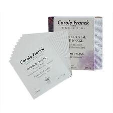 Carole Franck Peel-off Mask 6ml x 10packs Skincare Moisturizing Mask NEW #11036