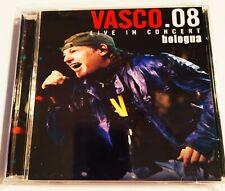 VASCO ROSSI Live Doppio Cd 2008 Soundboard Full Live Bologna 2008