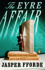 Complete Set Series - Lot of 7 Thursday Next books by Jasper Fforde Eyre Affair