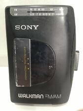 Sony Walkman WM-FX10 Personal Cassette Player AM FM Radio Stereo
