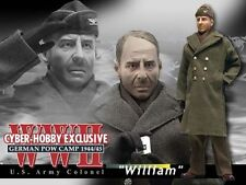 Cyber-Hobby 1/6 scale  WWII German POW Camp 1944/45 U.S. Army Colonel William