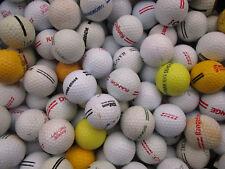 100   Rangebälle Golfbälle  für Crossgolf und zum üben