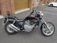 1987 Honda VF700 Magna with 15,200 miles in Black