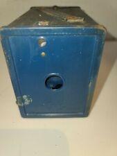 Agfa Ansco Box Camera Blue!