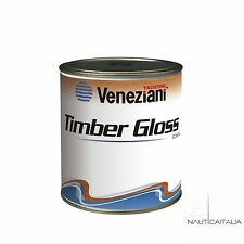 FLATTING MARINO BRILLANTE TIMBER GLOSS VENEZIANI Lt. 0,75 - VERNICE PER LEGNO
