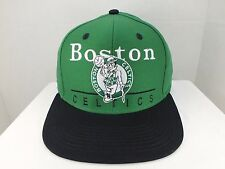 Boston Celtics NBA Retro Vintage Snapback Hat Cap NWT NEW by Adidas
