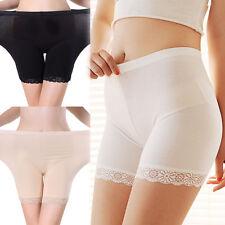 Sexy Femmes Filles Dentelle Elastique Sécurité Shorts Leggings Pantalon