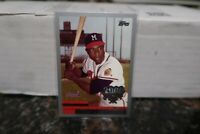 2000 TOPPS OPENING DAY HANK AARON BRAVES #22