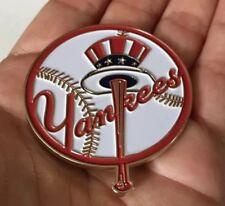 NYPD NEW YORK POLICE MLB BASEBALL YANKEE STADIUM SECURITY CHALLENGE COIN JETER !