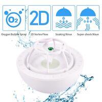 Multi-function Household Mini Ultrasonic Dishwasher Dish Washing Machine Green