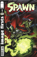 Spawn #1  (Image Firsts / Reprint / Movie / 1992 / NM)