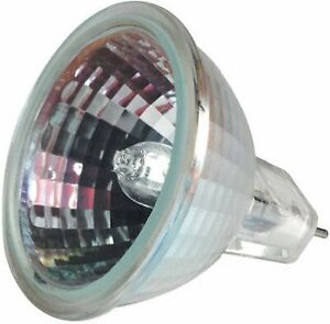 G E Lighting 25483 50-Watt Quartz Halogen MR16 Spot Lamp - Quantity 20