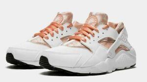 Nike Huarache Run Print (GS) Running Shoe Trainers 704946 100  UK 5/ UK 5.5