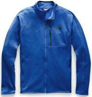 The North Face Men's Canyonlands Full Zip - TNF Blue Heather