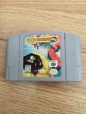 Wipeout 64 Nintendo 64 N64 Game Cart Tested Works NG1