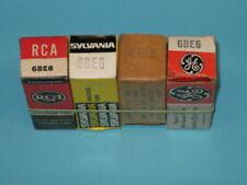 6BE6 - AUDIO AMPLIFIER HAM RADIO TV tube -- lot of (4)