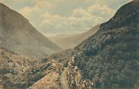 WHITE MOUNTAINS NH - The Great Crawford Notch
