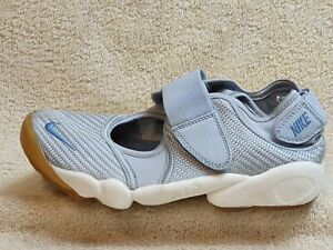 Nike Air Rift Split Ladies trainers light Blue/White UK 5.5 EUR 39 US 8