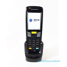 Motorola Mc2180-As12E0A Pda 2D Barcode Scanner Pda Windows Embedded Ce 6 +Cradle
