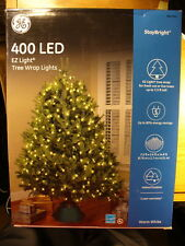 GE StayBright LED Warm White Christmas Tree Net Style 400 Light Light-O-Rama