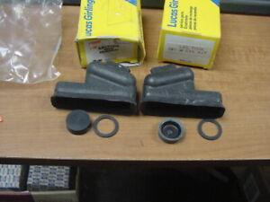 2 Rear Wheel Cylinder Kits MGA MGTD MGTF Austin Healey Sprite + Bugeye TR2 TR3