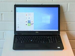 """Dell Latitude 5580 15.6"""" i5-7440HQ 2.8GHz 8GB RAM 500GB  Win10"""