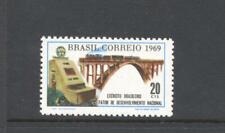 Brazil 1969 SG 1267 Army Day Railway Bridge and Monument  MNH