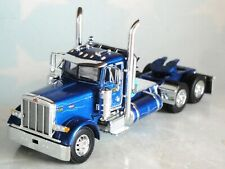 DCP BLUE WESTERN DISTRIBUTING PETERBILT 379 1/64 60-0693 C