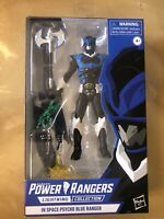 Power Rangers Lightning Collection - In Space Psycho Blue Ranger - Action Figure