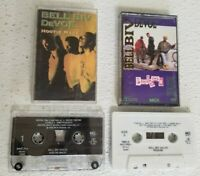 Lot of 2 BEL BIV DEVOE Cassette Tapes Poison, Hootie Mack