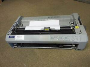 Epson LQ 2090 Dot Matrix Printer 24-pin A3 A4 USB PARALLEL 529 cps up to 1 + 4