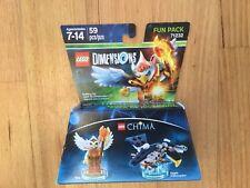 Lego Dimensions Chima Eris Fun Pack 71232 Brand New