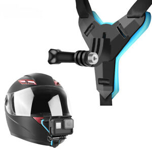 Fits GoPro HERO 3 3+ 4 5 6 7 8 Motocycle Helmet Chin Mount Holder Accessory