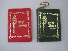 Duncan Royale Little Santa Claus Ornament Books 1986