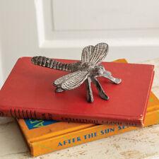 Dragonfly Cast Iron Figurine