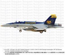 "Hogan Wings 7150, F/A-18C,  US Navy, VFA-192 ""Golden Dragons"", CVW-5, CVN-73 USS"
