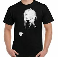 Wendy James T-Shirt Transvision Vamp Mens 80's Pop Music Silhouette Top