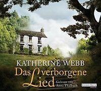 Das verborgene Lied von Webb, Katherine | Buch | Zustand gut