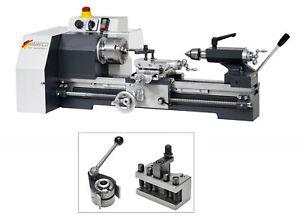 WABECO Drehmaschine D4000 Drehbank Metall Drehmaschine 10406