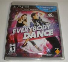 Ps3 Everybody Dance Factory Sealed brand new