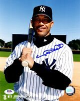Gary Sheffield autographed signed 8x10 photo MLB New York Yankees PSA COA
