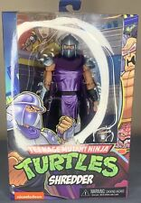Neca TMNT turtles Stern Pinball Crate Wal-Mart exclusive shredder figure only!