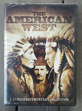 The American West: 12 Documentary Set (DVD, 2010, 8 Discs) - New in Shrink Wrap