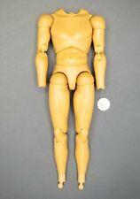 "1:6 Original Hot Toys Male True Type Body 12"" GI Joe Dragon BBI Dam"