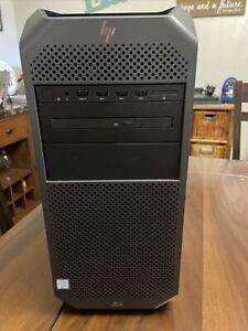 HP Z4 Workstation Xeon W-2123 1TB HDD 32GB Ram Intel Xeon 3.60 GHz (Looks New)